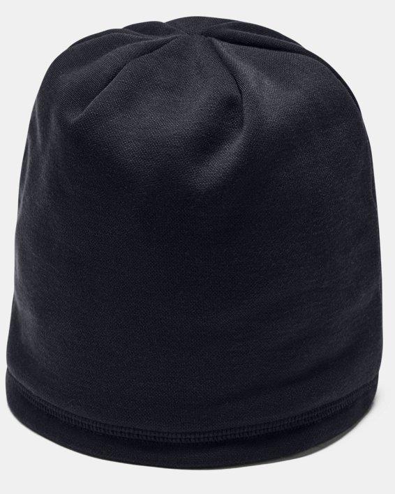 Men's UA Storm Beanie, Black, pdpMainDesktop image number 1