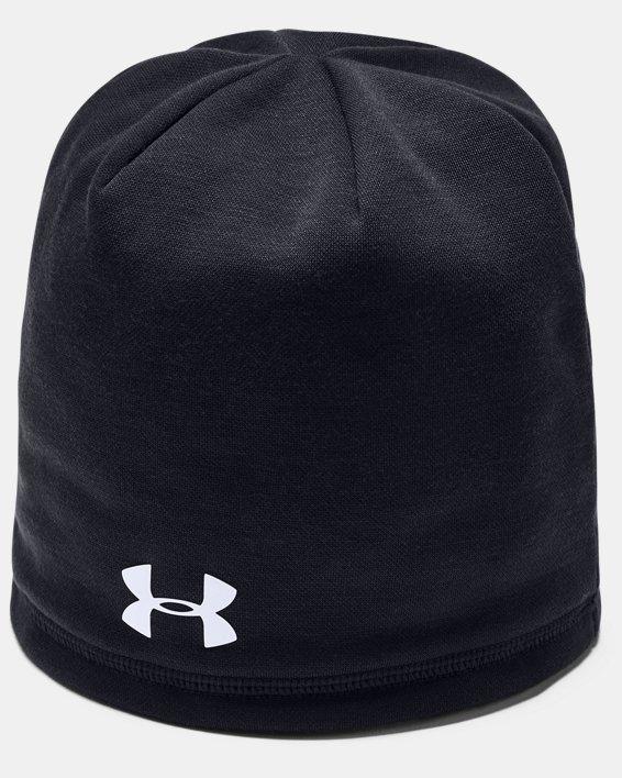 Men's UA Storm Beanie, Black, pdpMainDesktop image number 0