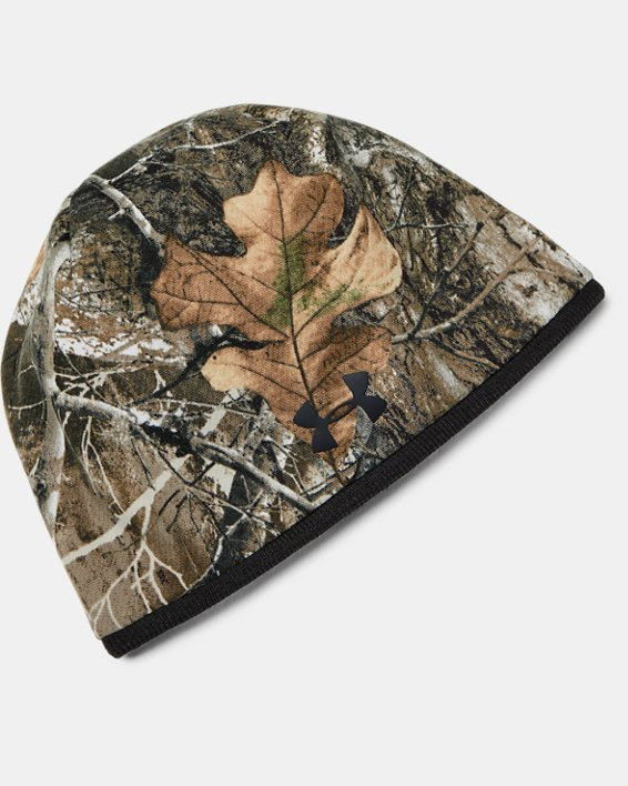 Men's UA Reversible Camo Beanie, Misc/Assorted, pdpMainDesktop image number 1