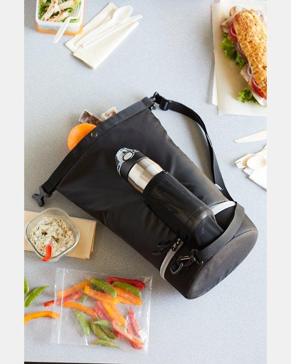 UA Dual Compartment Lunch Bag, Black, pdpMainDesktop image number 2