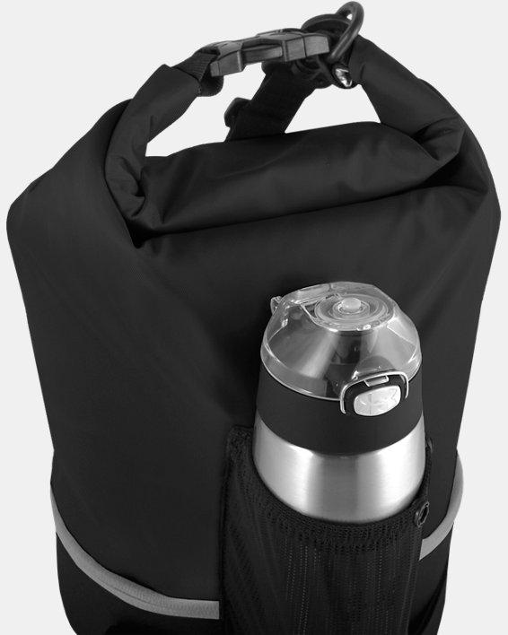 UA Dual Compartment Lunch Bag, Black, pdpMainDesktop image number 5