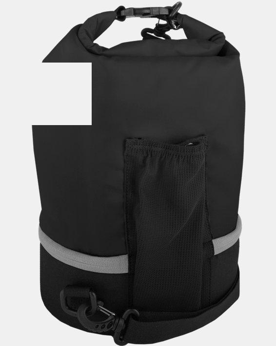 UA Dual Compartment Lunch Bag, Black, pdpMainDesktop image number 1