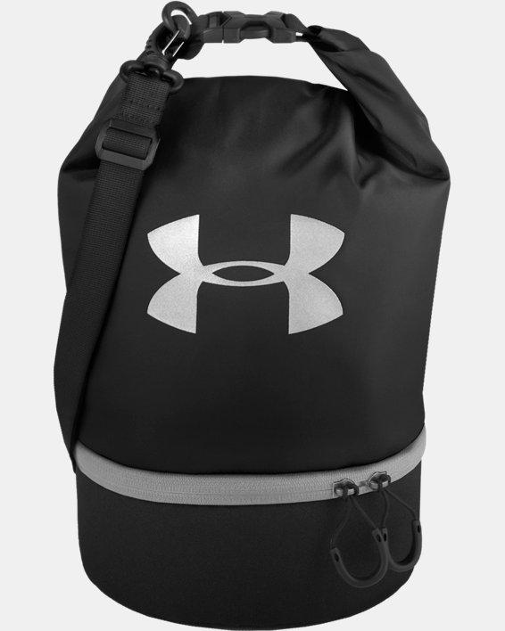 UA Dual Compartment Lunch Bag, Black, pdpMainDesktop image number 0