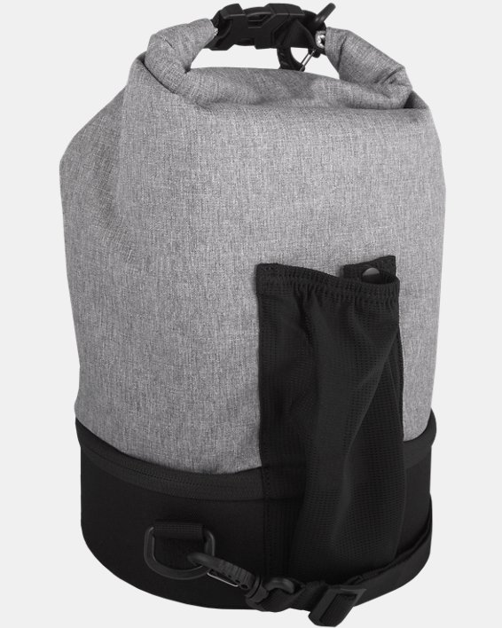 UA Dual Compartment Lunch Bag, Gray, pdpMainDesktop image number 1