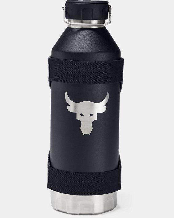 [언더아머 프로젝트 락 컬렉션] 언더아머 1.2L(40oz) 보온 보냉 물병 Under Armour UA Brahma Peak 40 oz. Water Bottle,Graphite / Black / Black - 040