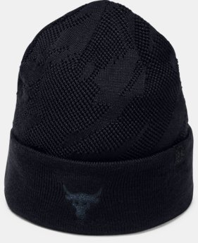 New Arrival Men's UA x Project Rock Veterans Day Beanie  1  Color Available $30