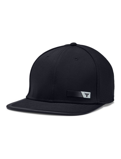 This review is fromMen s UA x Project Rock Flat Brim Cap. 3f85f79acf