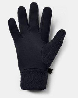 Boys' UA Unstoppable Fleece Gloves