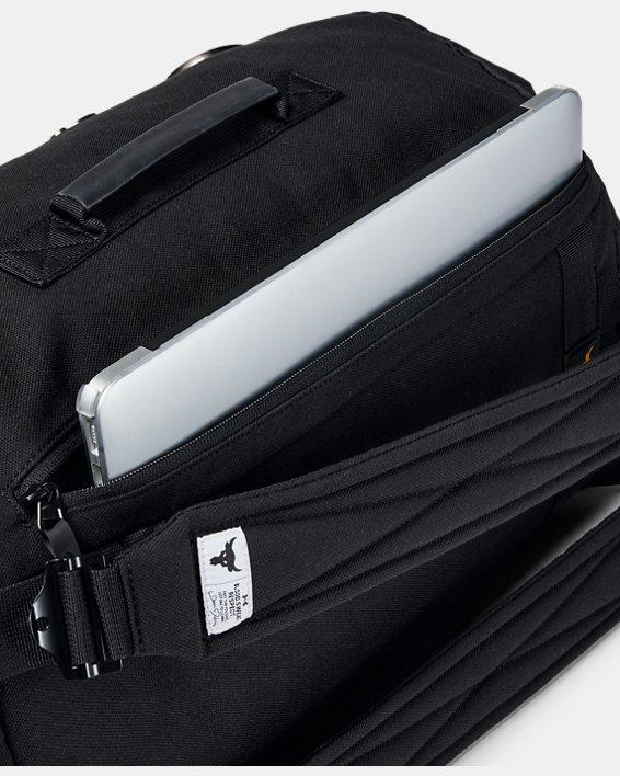 Project Rock 60 Bag, Black, pdpMainDesktop image number 4