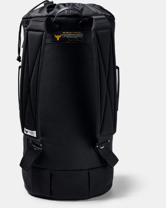 Men's Project Rock 60 Bag, Black, pdpMainDesktop image number 2