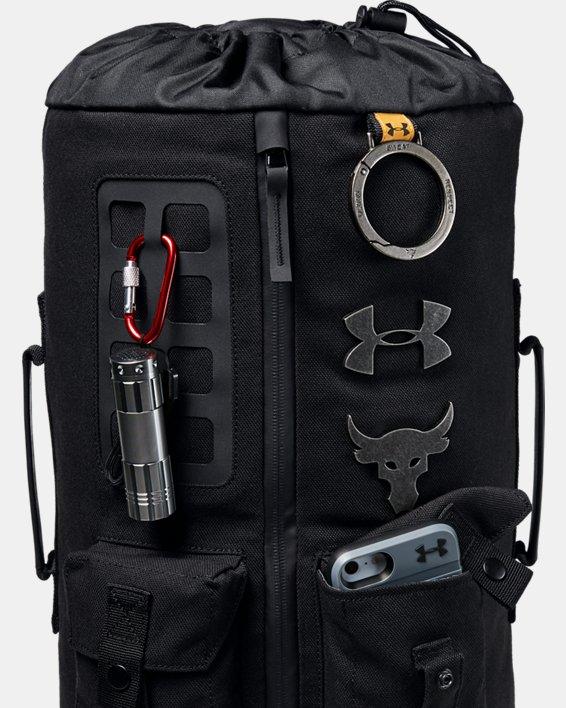 Men's Project Rock 60 Bag, Black, pdpMainDesktop image number 3