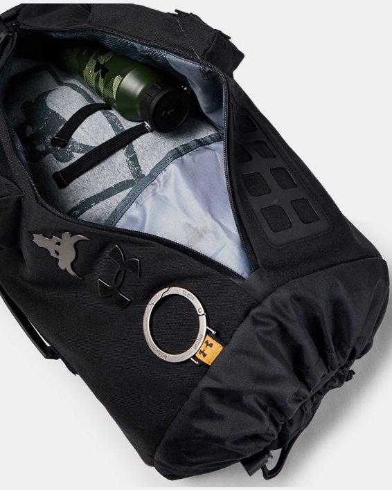 Project Rock 60 Bag, Black, pdpMainDesktop image number 5