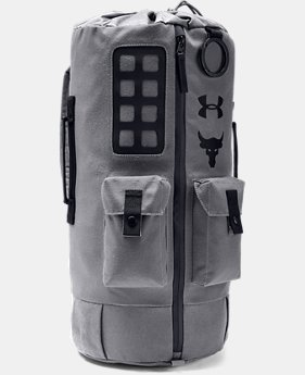 New Arrival Men's UA x Project Rock 60 Bag *Ships 10/16/18*  0  Colors Available $0