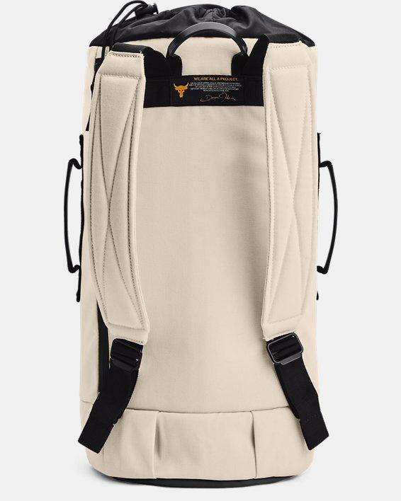 Project Rock 60 Bag, White, pdpMainDesktop image number 2