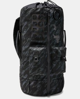New Arrival  Men's UA x Project Rock 60 Bag  1  Color Available $95