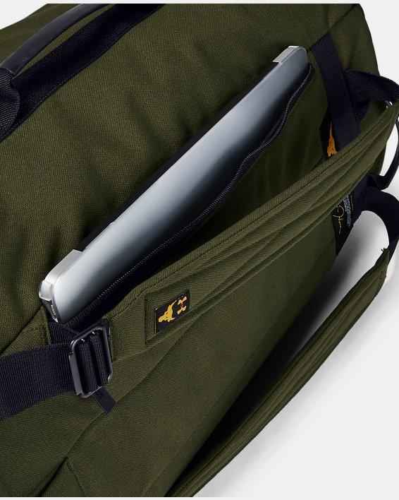 Men's Project Rock 90 Bag, Green, pdpMainDesktop image number 3