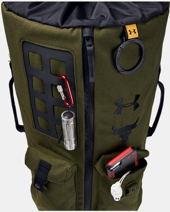 Men's Project Rock 90 Bag, Green, pdpMainDesktop image number 4