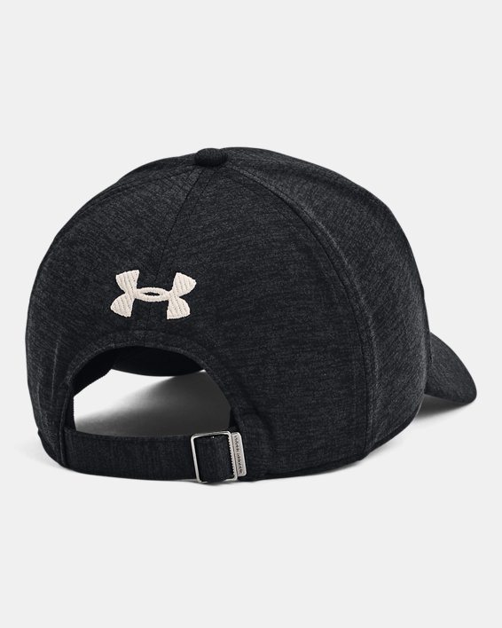 Women's UA Strong Rock Cap, Black, pdpMainDesktop image number 1