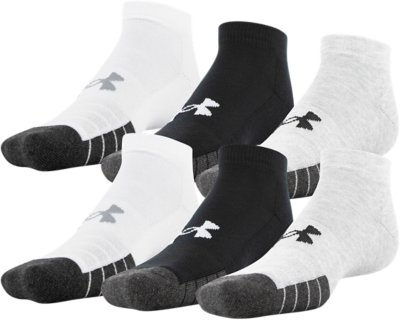 Under Armour Unisex Performance Tech No Show Socks 6 Pairs Socks