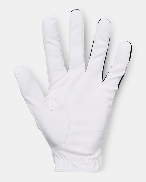 Men's UA Medal Golf Glove, Black, pdpMainDesktop image number 1