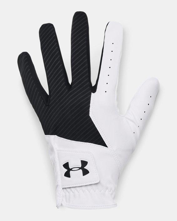 Men's UA Medal Golf Glove, Black, pdpMainDesktop image number 0