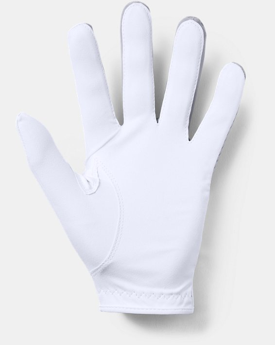 UA Medal Golf Glove, Gray, pdpMainDesktop image number 1