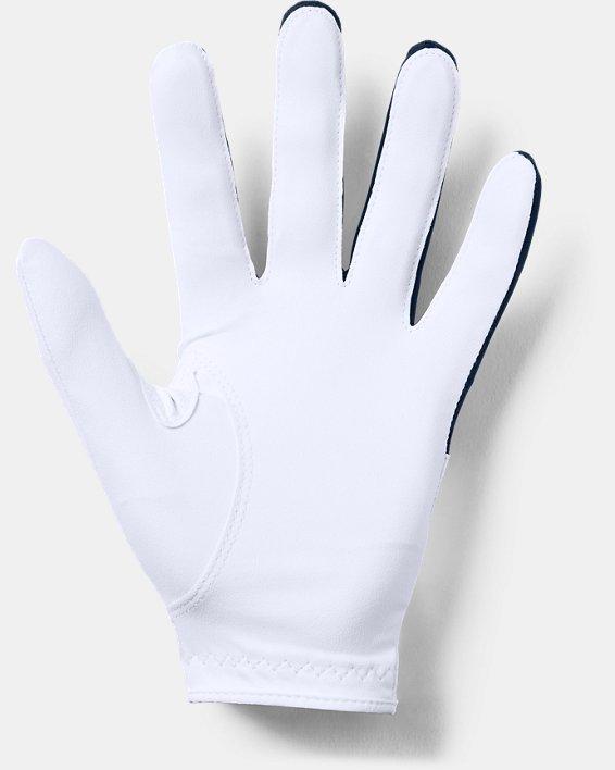 UA Medal Golf Glove, Navy, pdpMainDesktop image number 1