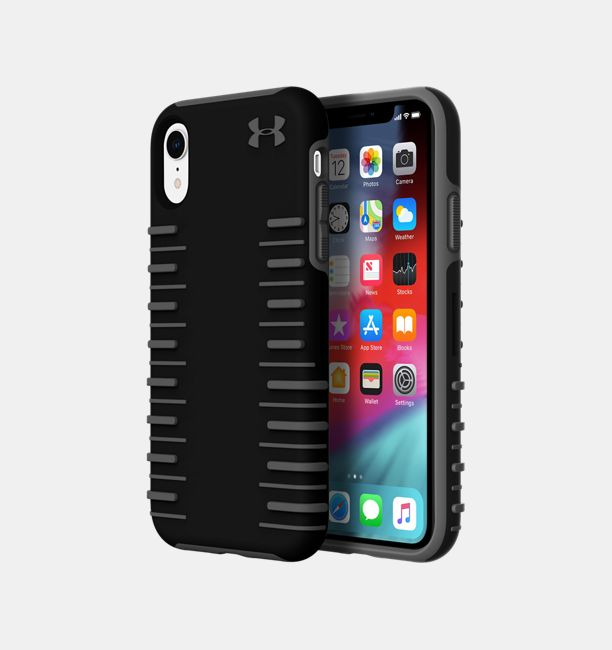 meet 05544 f4b98 UA Protect Grip 2.0 Case for iPhone Xr
