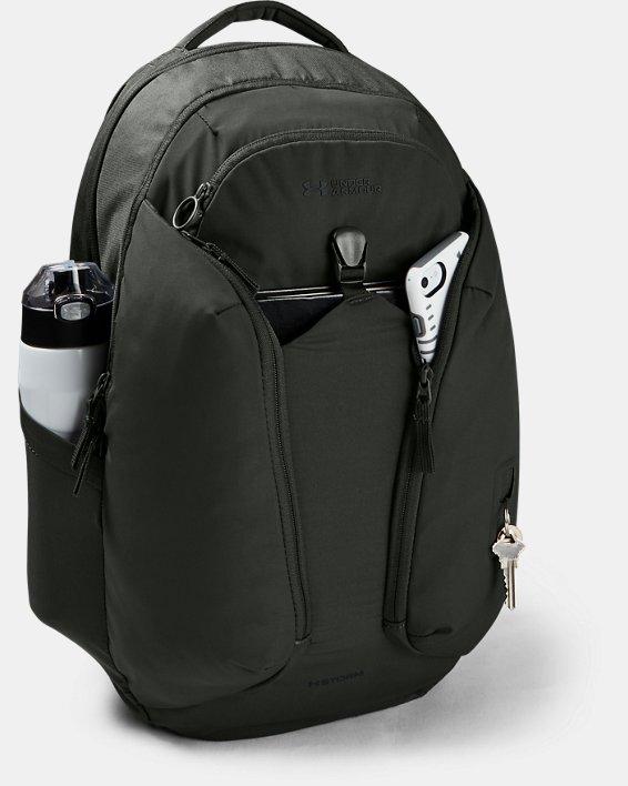 UA Contender 2.0 Backpack, Green, pdpMainDesktop image number 2