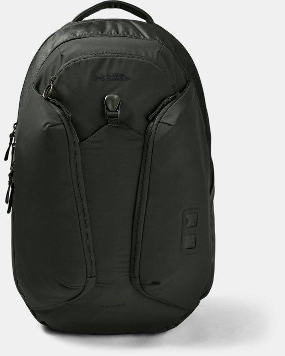 UA Contender 2.0 Backpack, Green, pdpMainDesktop image number 0