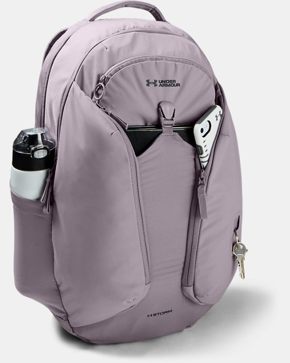 UA Contender 2.0 Backpack, Purple, pdpMainDesktop image number 2