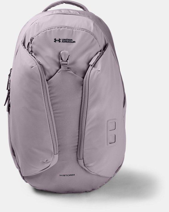 UA Contender 2.0 Backpack, Purple, pdpMainDesktop image number 0