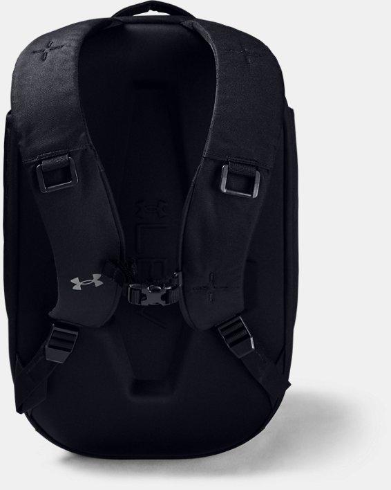 UA Huey 2.0 Backpack, Black, pdpMainDesktop image number 1