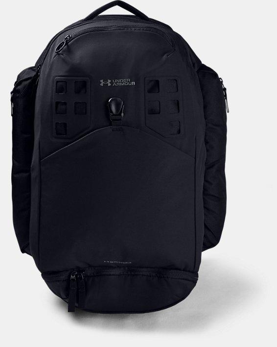 UA Huey 2.0 Backpack, Black, pdpMainDesktop image number 0