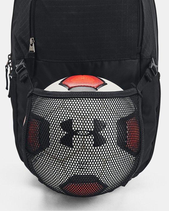 UA Soccer Backpack, Black, pdpMainDesktop image number 2