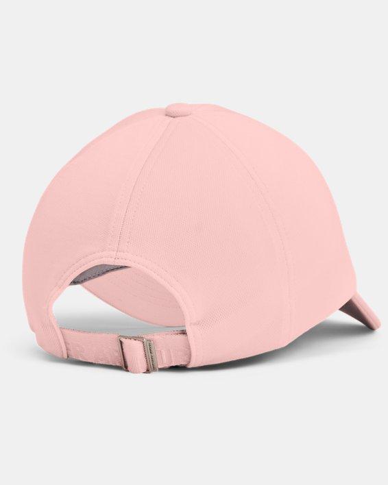 Women's UA Play Up Cap, Pink, pdpMainDesktop image number 1