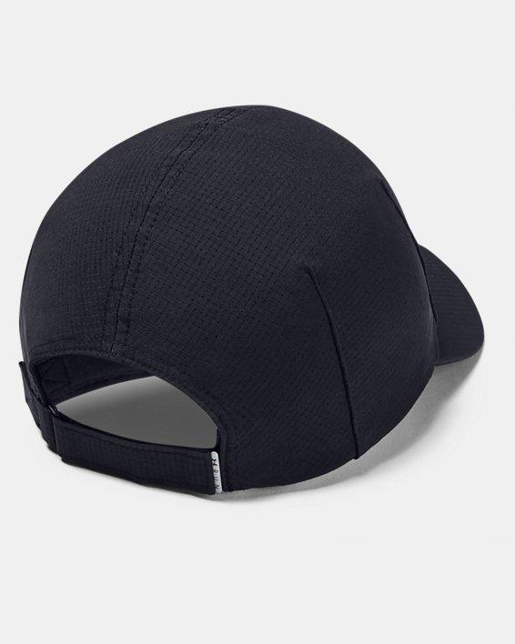 Women's UA Launch Run Cap, Black, pdpMainDesktop image number 1