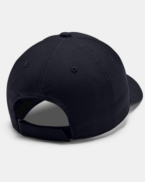 Boys' UA Baseline Cap, Black, pdpMainDesktop image number 1