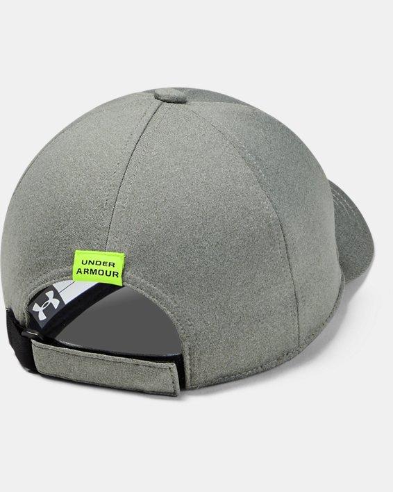Boys' UA Armour Twist Cap, Green, pdpMainDesktop image number 1