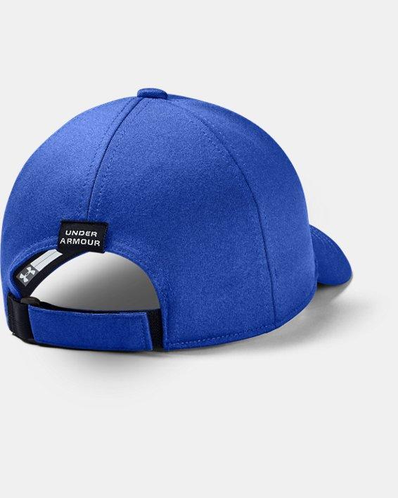Boys' UA Armour Twist Cap, Blue, pdpMainDesktop image number 1