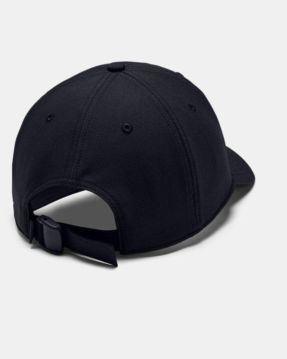 Men's UA Baseline Cap, Black, pdpMainDesktop image number 1