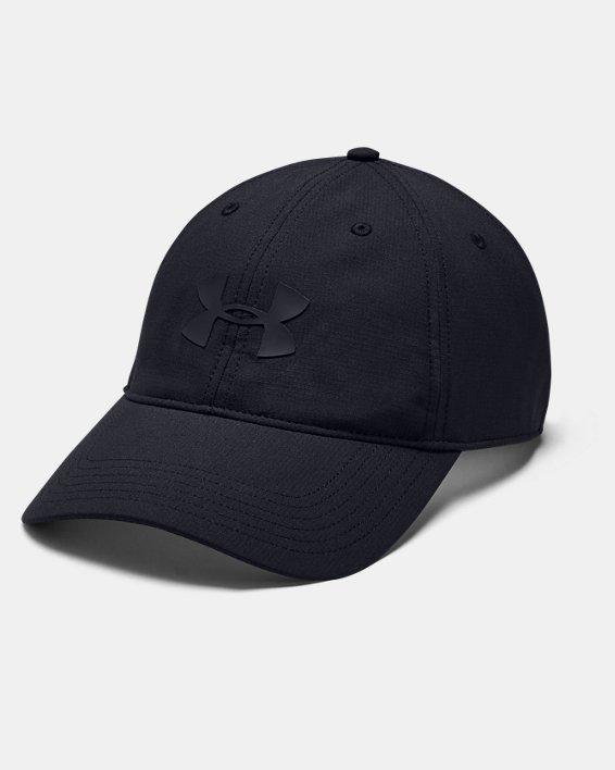 Men's UA Baseline Cap, Black, pdpMainDesktop image number 0