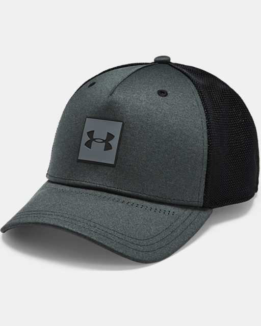 Men's UA Armour Twist Trucker Cap