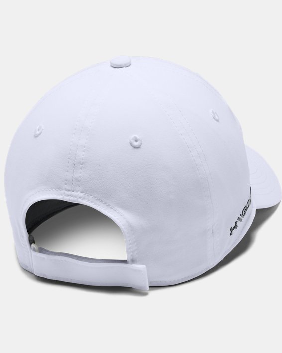 Men's UA Driver Highlight Cap, White, pdpMainDesktop image number 1