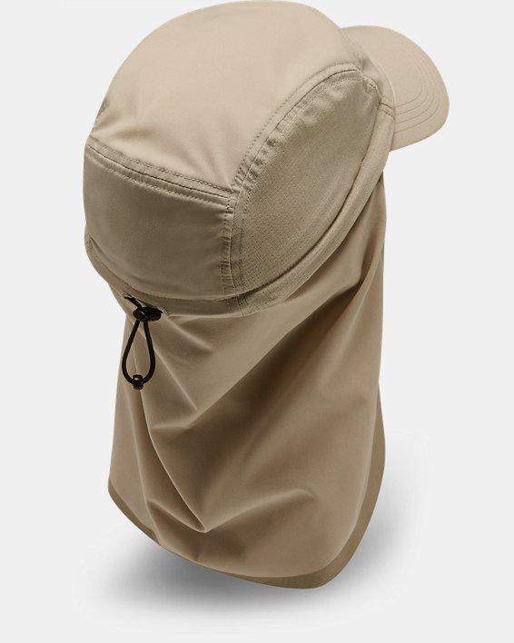 Men's UA Armour™ Shade Cap, Brown, pdpMainDesktop image number 1