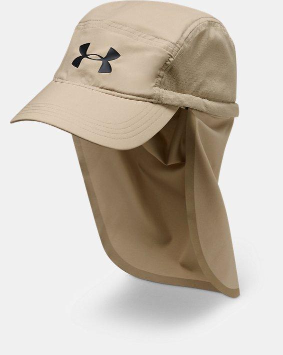 Men's UA Armour™ Shade Cap, Brown, pdpMainDesktop image number 0