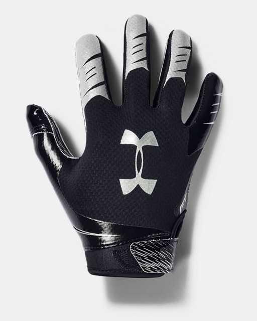 Boys' UA F7 Football Gloves