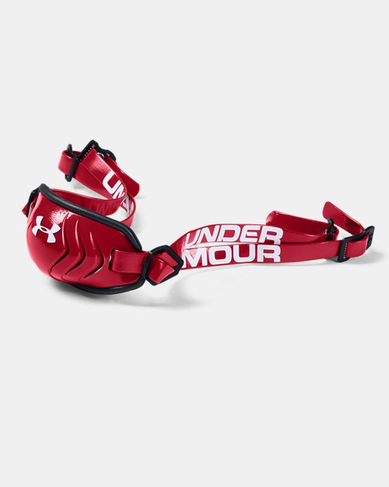 Men's UA Spotlight Chinstrap, Red, pdpMainDesktop image number 1
