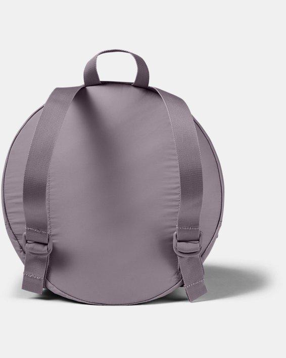 Women's UA Midi Backpack 2.0, Purple, pdpMainDesktop image number 1