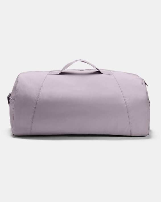 Women's UA Midi Duffle, Purple, pdpMainDesktop image number 2